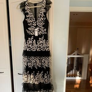 BCBGMazAzria Maxi Dress